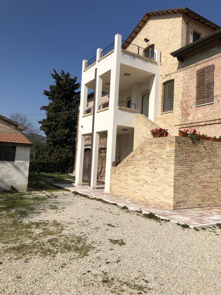 La struttura - La casa di Dora e Celeste - Appartamenti a Martinsicuro